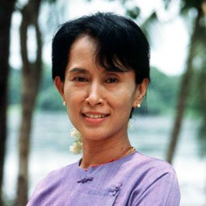 Happy Birthday Aung San Suu Kyi