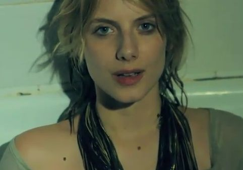 Damien Collaborates with Melanie Laurent