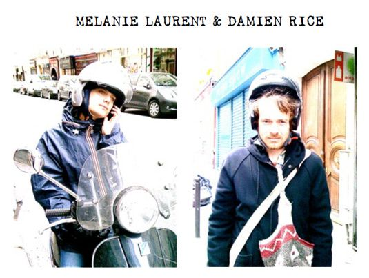 Duets with Melanie Laurent