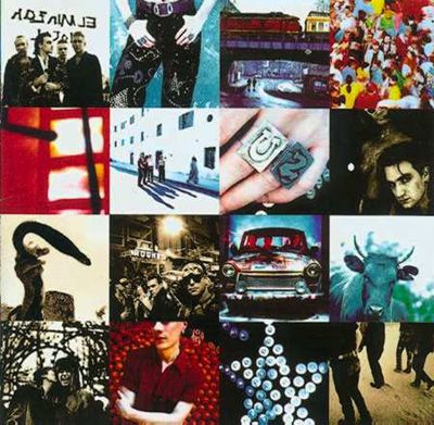 Damien on Achtung Baby Covers Album