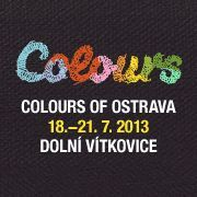 Colours of Ostrava Festival (CZ) – July 2013