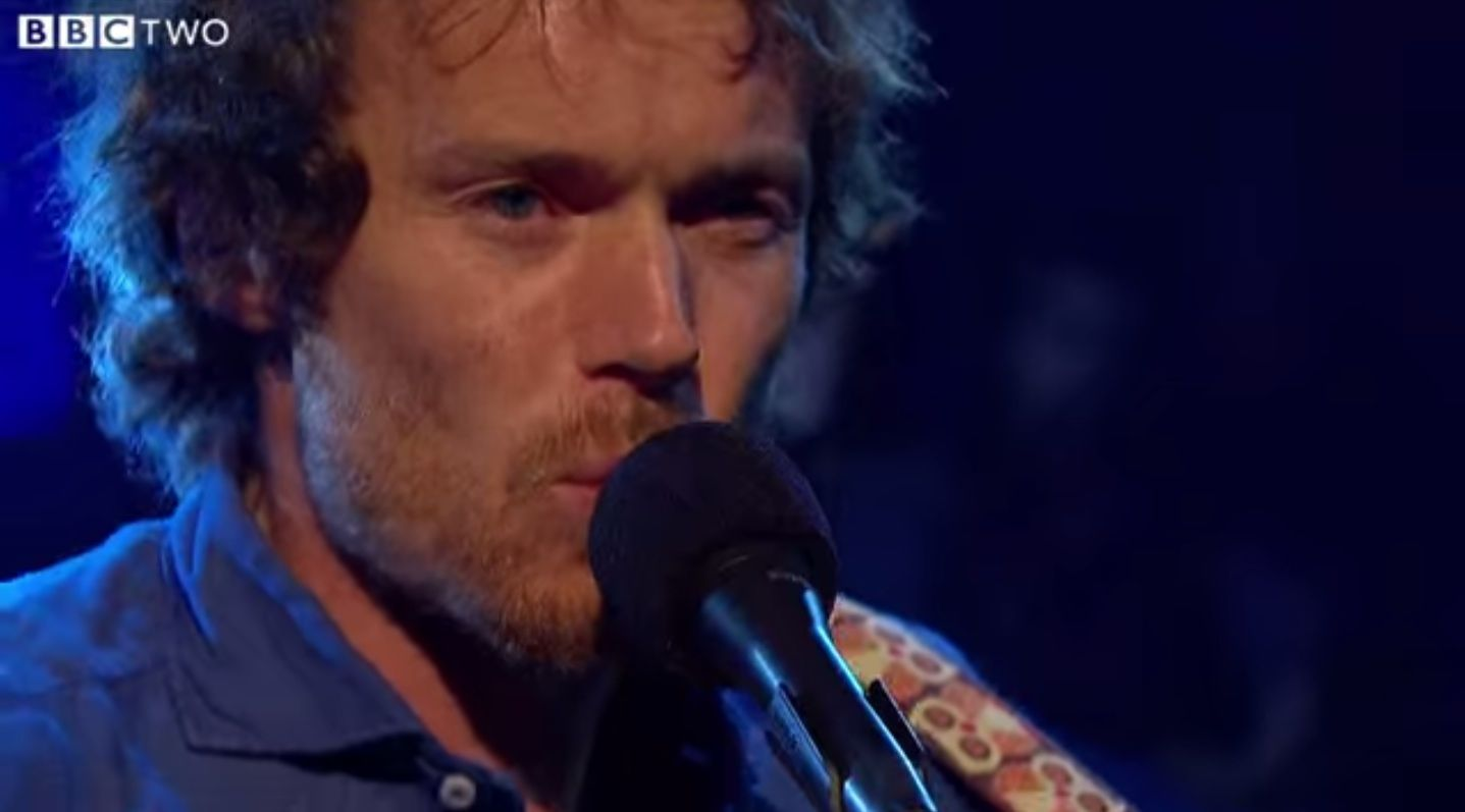 Damien on Later with Jools Holland